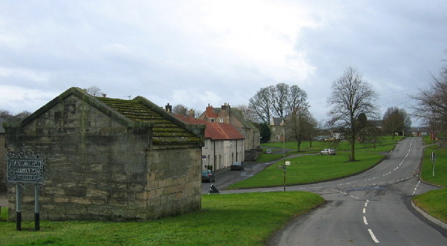 Stamfordham Village Green