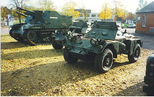 Aldershot Military Museum.