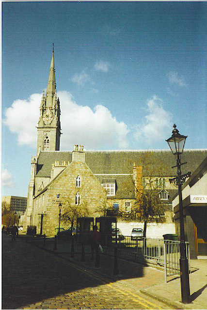 St Mary's Cathedral, Aberdeen.