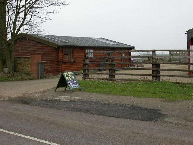 Farm Shop and Herb Centre