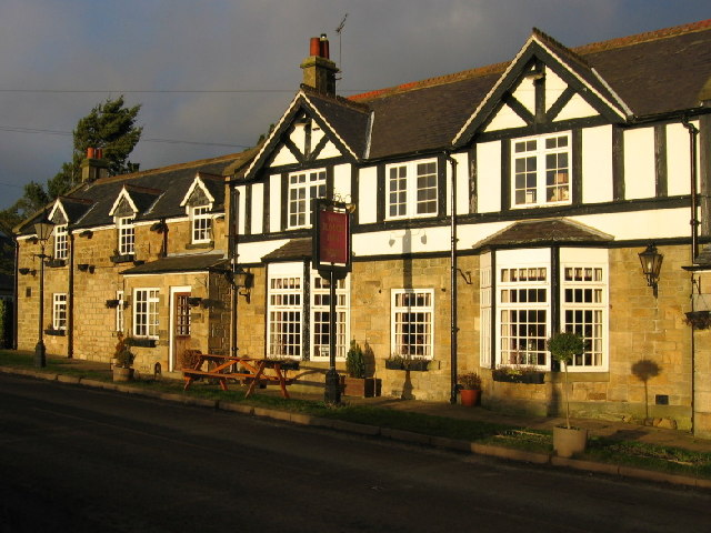 The Plough Inn near Eachwick