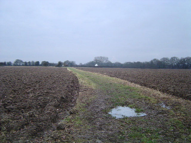 Footpath from South Heath to Little Hundridge Lane