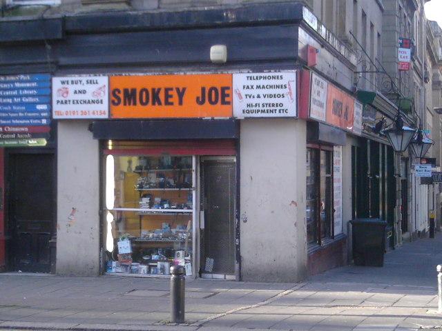 Smokey Joe's, Pilgrim Street