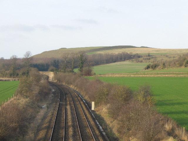 Scratchbury Hill