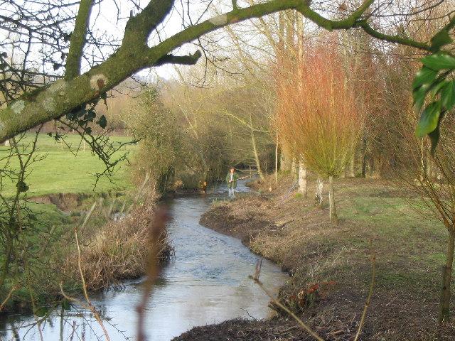 River Wylye
