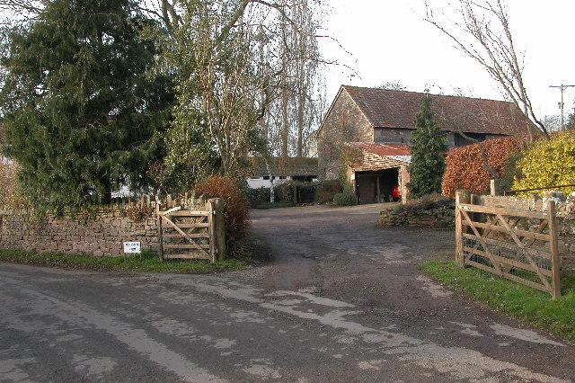 Osbaston Farm, Monmouth