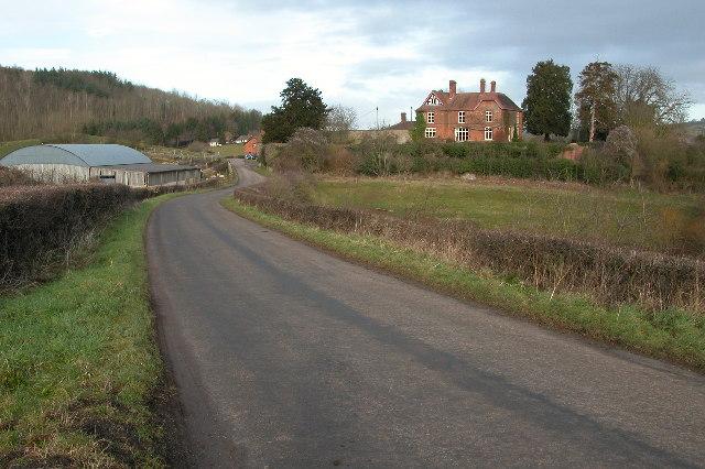 The farm at Homme Castle