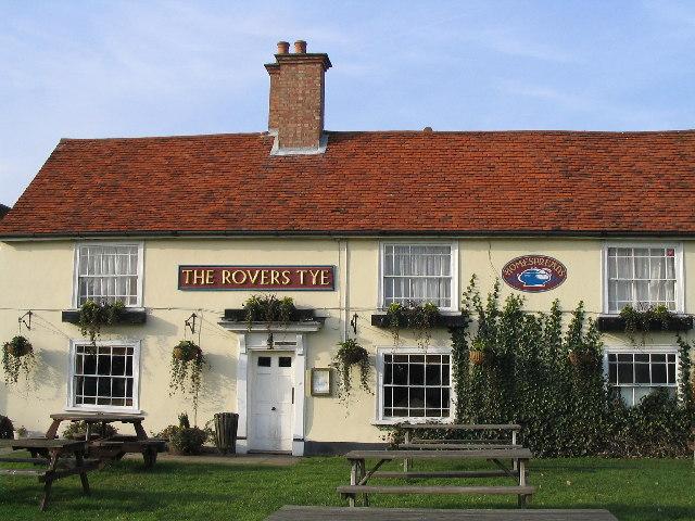 The Rovers Tye