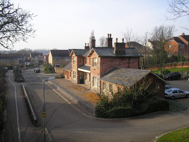 The Old Station in St Albans