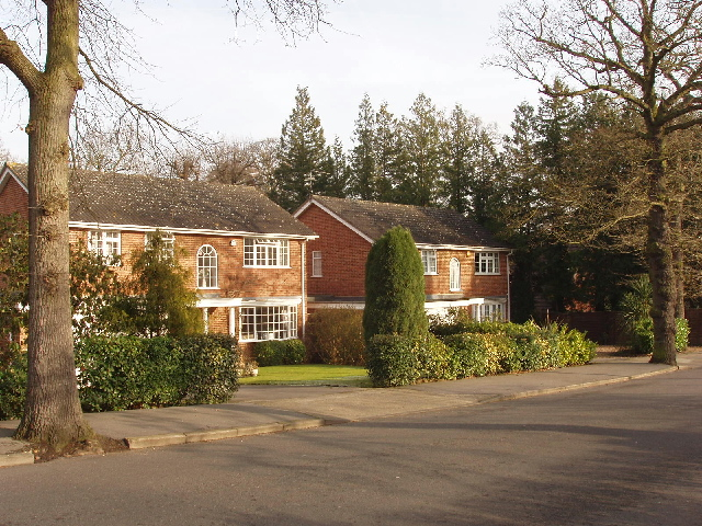 Houses in Northgate, Northwood