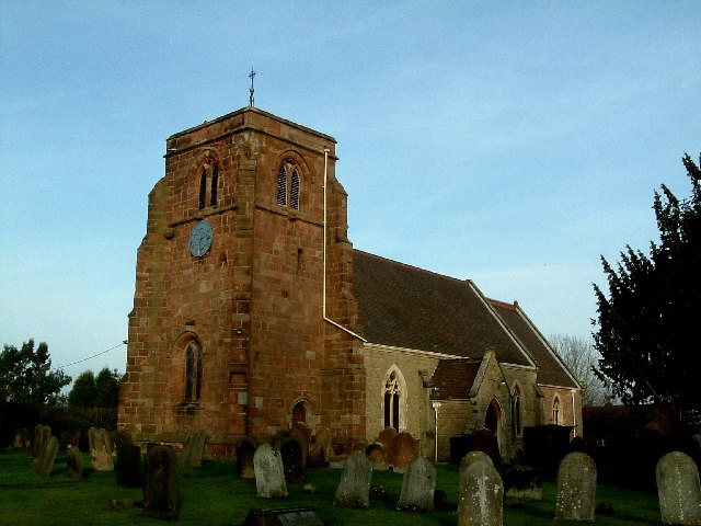 St. Giles, Nether Whitacre