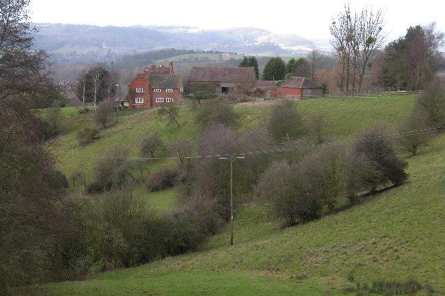 Hillside Farm, Shelsley Beauchamp