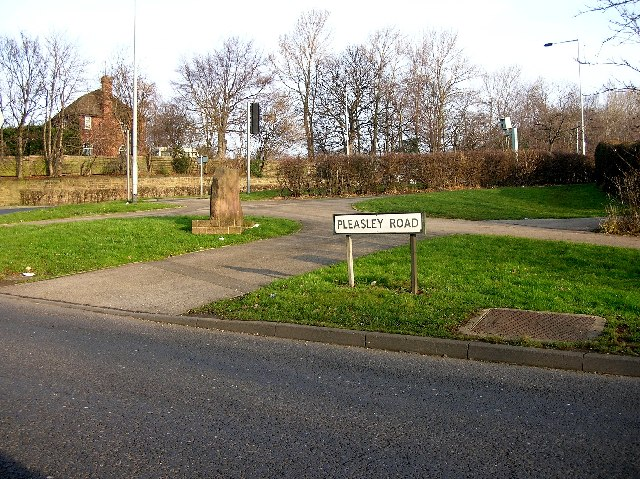 Whiston - Pleasley Road, Nr Rotherham