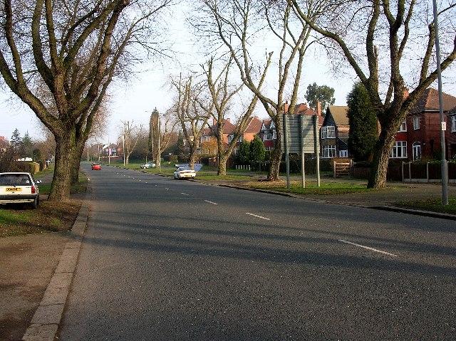 Rotherham Suburb