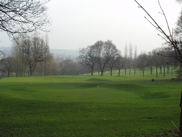 Gotts Park Golf Course, Armley, Leeds