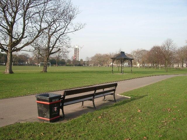 A Grade II Listed Park