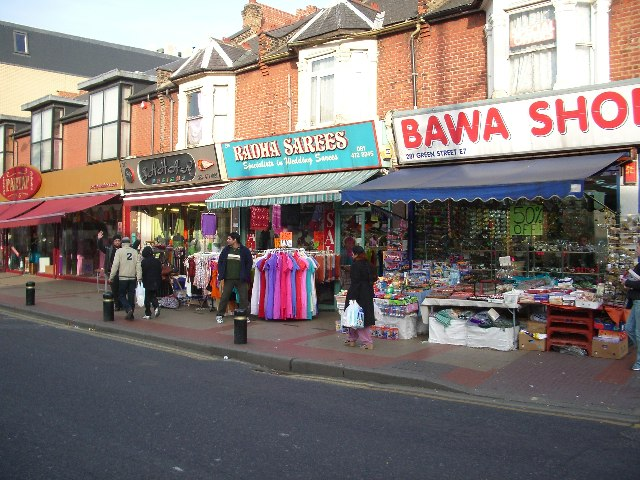 Sarees and Spices in East Ham