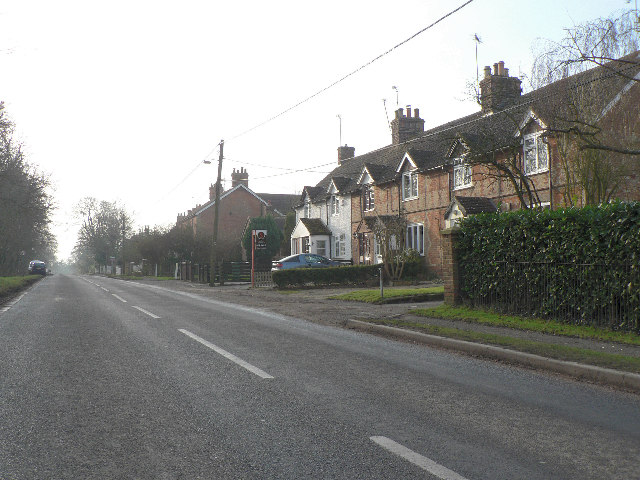 Cottages on Leighton Road