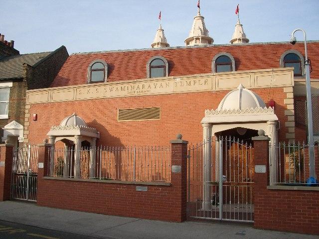 Shree Kutch Satsang Swaminarayan Temple