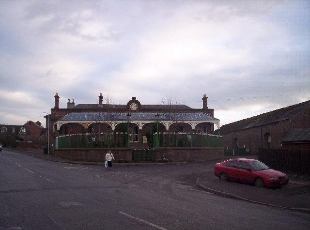 Caledonian Railway Station