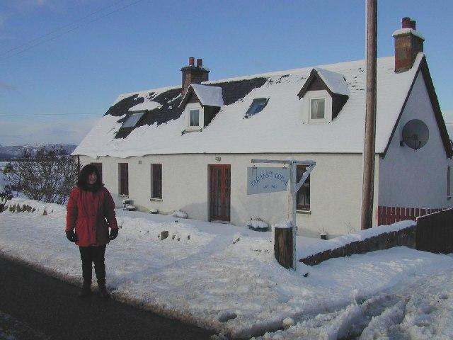 Taransay House, Marybank.