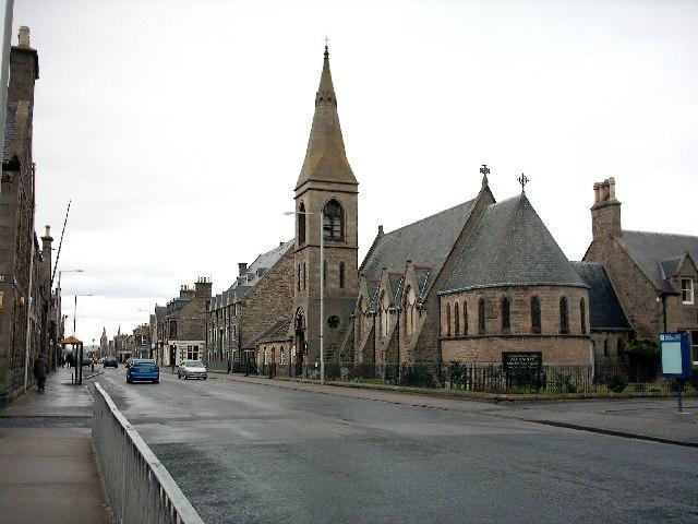 West Church Street Buckie