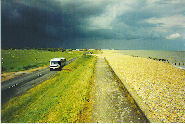 Pett Level and Winchelsea Beach
