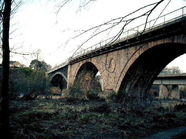 Bridge over River Spey at Fochabers