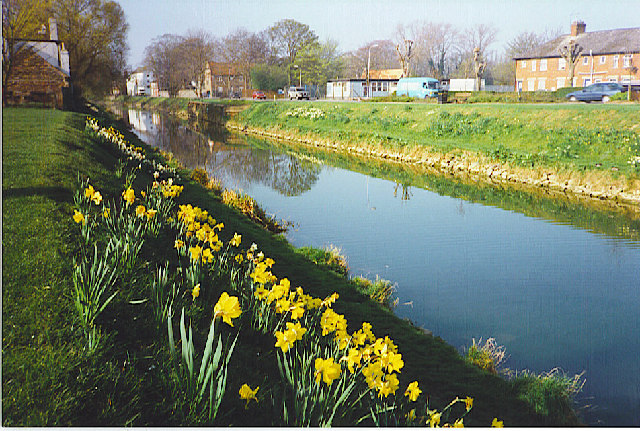 River Welland, Spalding.