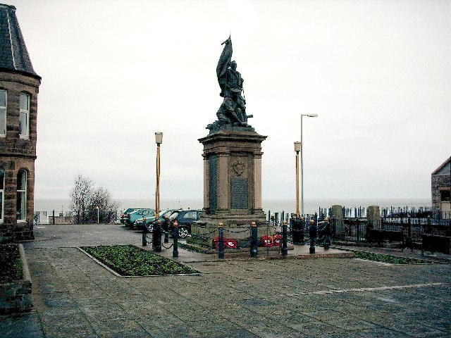 War Memorial Buckie