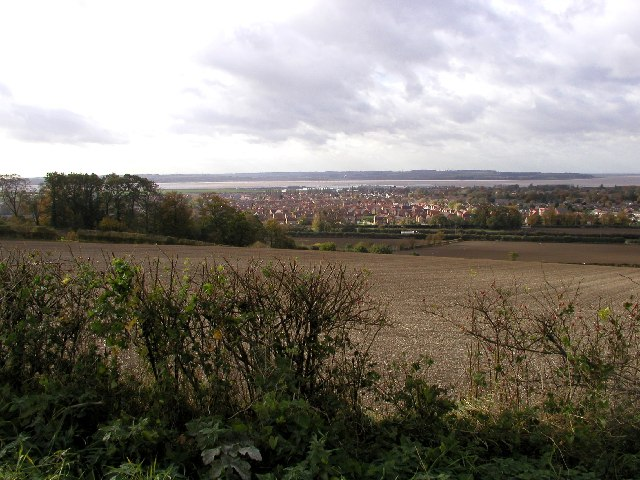Elloughton, Brough and the River Humber