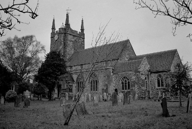 St Mary's Church, Hailsham