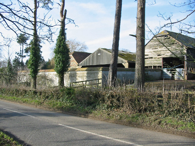 Court Farm Damerham Hampshire