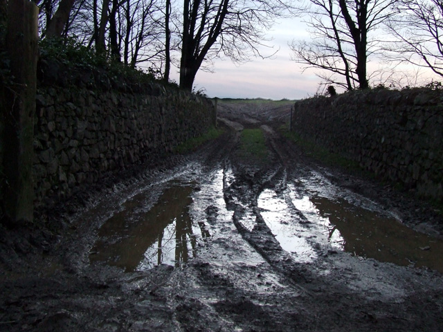 Gateway into field