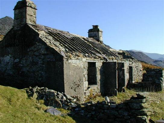 Quarry worker's cottage