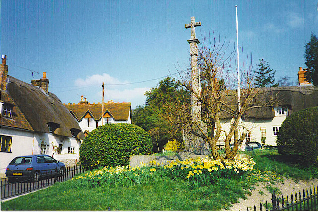 The Cross, West Meon.
