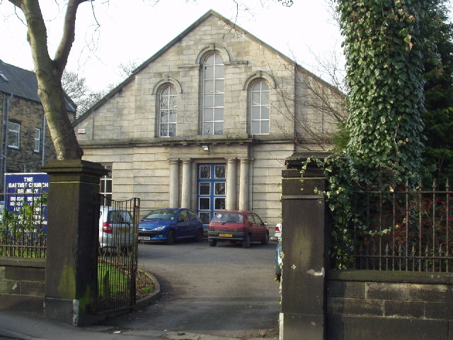 Bramley Baptist Church, Hough Lane, Bramley, Leeds