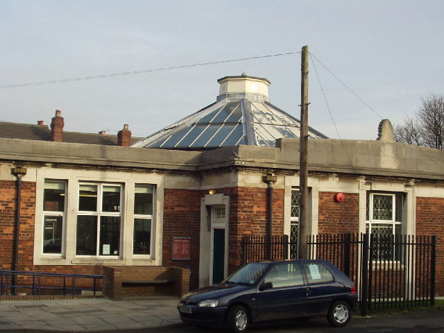 Bramley Library, Hough Lane, Leeds