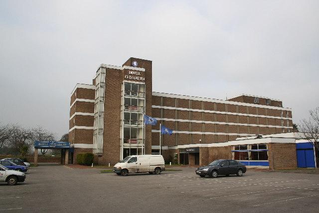 Hotel Elizabeth, Grimsby