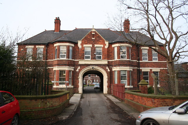 Grimsby Old Hospital