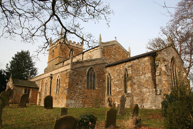 St.Helen's church, Barnoldby-le-Beck, Lincs.