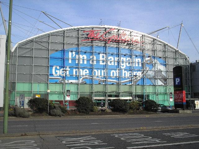 Hatfield Galleria Shopping Centre