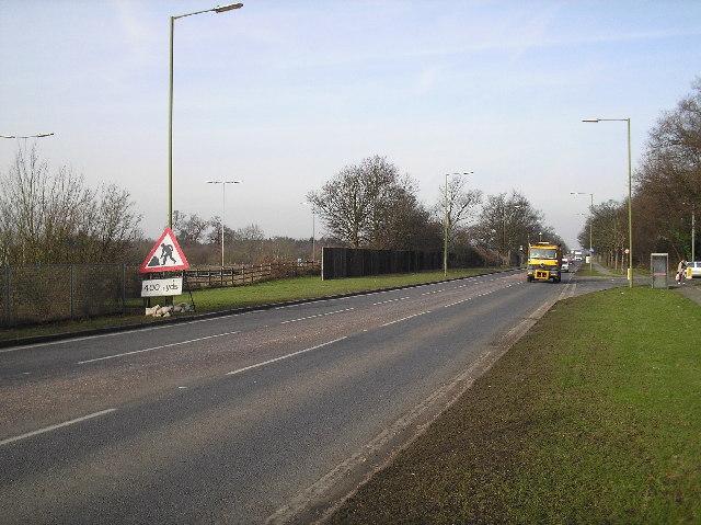 Roehyde Way, Hatfield. A1001