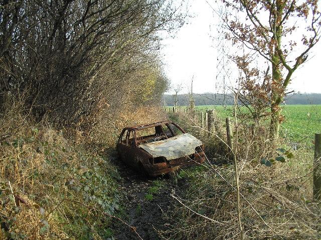 Dellsome Lane, Hatfield.