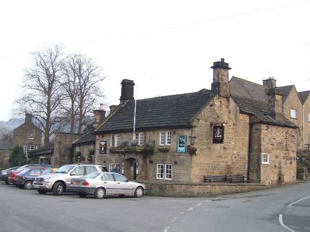 The Devonshire Arms in Beely.