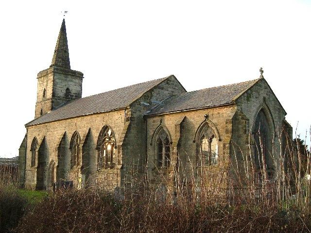 All Saints, Ratcliffe Culey