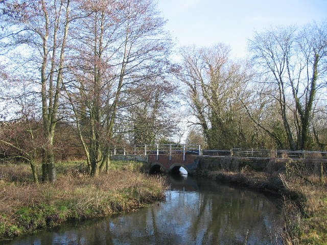 River Wylye  at  Norton Bavant