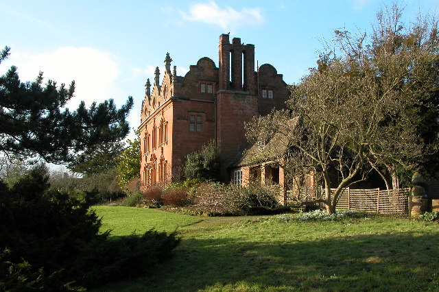 Pool House, Astley