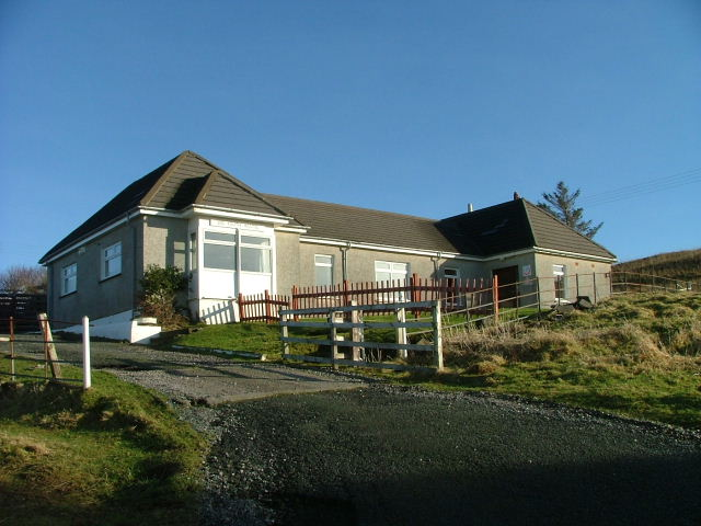 SYHA Hostel in Uig