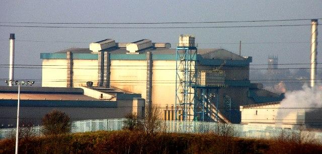 Rotherham Steelworks